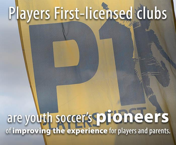 Mustang Soccer recognized as a Players First Club