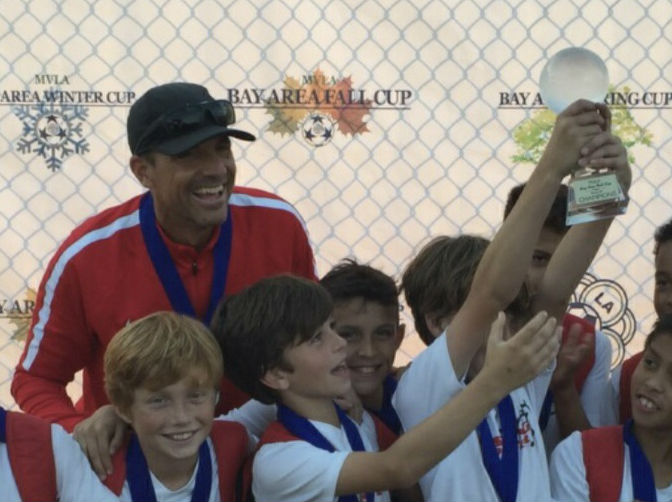 Mustang boys Director of Coaching Joe Owen talks soccer, ultra marathon running and coaching at Mustang