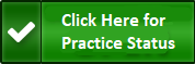 Check here for Practice Status